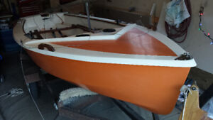 "13"" Enterprise Sailing Dinghy..PRICE DROP"