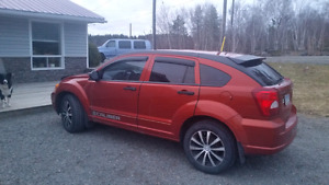 2008 dodge caliber with 135000 km's