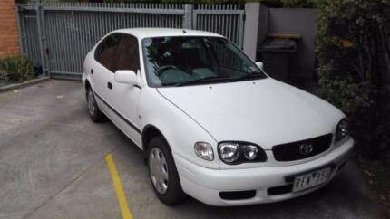 World's most excellent 2000 Toyota Corolla incl. 11mth REGO!