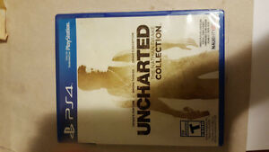 The Uncharted Collection (3 games in 1!)