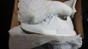 Adidas NMD triple white size 10.5 Oakville / Halton Region Toronto (GTA) image 3
