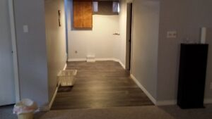 room or basement apartment available in FT. SASKATCHEWAN