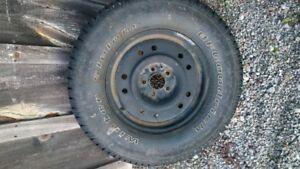 2011 Ford Escape Winter Tires
