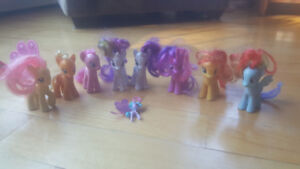 My Little Pony:  Equestria Girls, Books, Ponies and Plushies