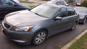 I have a 2008 Honda Accord EX for sale