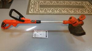 Black & Decker electric trimmer