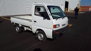 1997 Suzuki Carry Kei Mini Truck 4x4