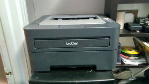 Brother Laser imprimante Monochorome printer w/HighYield crtrdge
