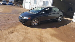 2011 Honda Civic LS-SR Sedan