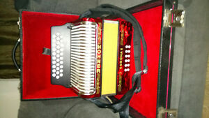 Horner accordion