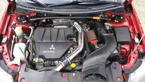 2010 Ralliart 325hp. Full.full.full équipe