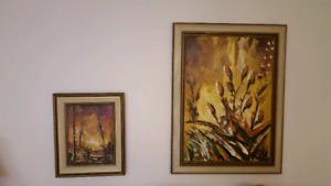 Bill Zurow Original Paintings