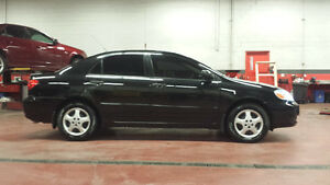 2006 Toyota Corolla CE. No Accident Clean History Low KM's