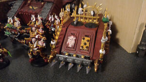 Painted 40k Chaos army, trade for X wing? London Ontario image 9