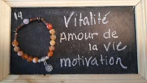 Bracelets Pierres semi-précieuses (Livraison Gratuite) West Island Greater Montréal image 5