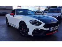 2017 Abarth 124 Spider 1.4 T Multiair 2dr Manual Petrol Roadster