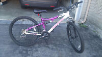 "NEW 24"" PURPLE NAKAMURA MOUNTAIN BIKE!!"