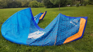 2017 Airush Union 16m Kite for Kiteboarding Kitesurfing