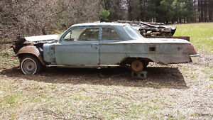 parting out 1962 chev biscayne