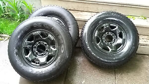 265-70-15 tires with rim 6x139.7 bolt pattern