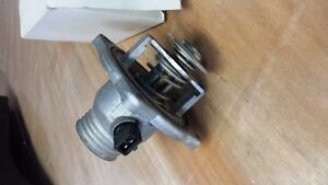 BMW thermostat and housing