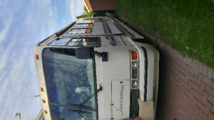 1996 Inverness Ford Motorhome 34ft
