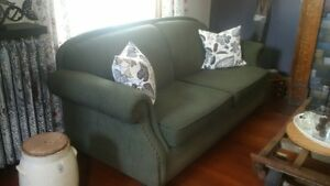 Couch, Occasional Chair, Ottoman and Recliner