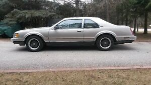 Hot Rod Lincoln- 1988 Mark VII LSC (modified)
