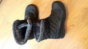 Low Cut Woman's Winter Boots