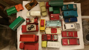 CAMPBELLFORD ADS IN EAST TORONTO DIECAST DINKY TOYS VINTAGE