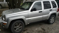 2004 Jeep Liberty trade for toy
