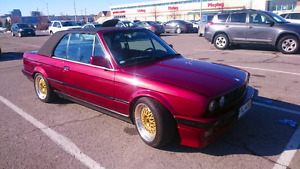 1991 BMW E30 Euro
