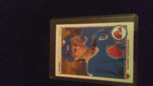 Joe Sakic RC 1990-91 Upper deck