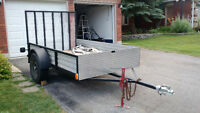 Utility/work Trailer 2 Ton - Excellent condition