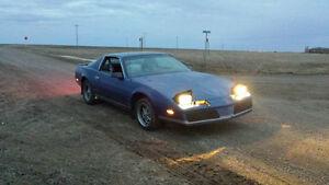 1984 Pontiac Firebird coupe