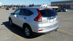 Honda CRV 2016 - LX AWD for only $398/MONTH (Inc. Tax)