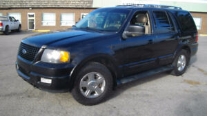 2006 Ford Expedition. AWD Leather loaded.DVD, Remote start.