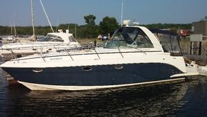 2005 Rinker 360. Great family boat.