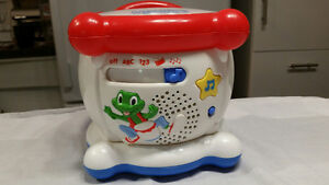 Leap Frog Learning Drum Baby Toddler Educational Toy ABCs &123s