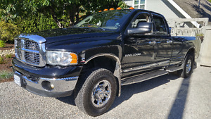 2005 Dodge Power Ram 3500 Laramie Pickup Truck