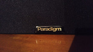 PARADIGM CC-350 CENTER CHANNEL MONITOR SERIES