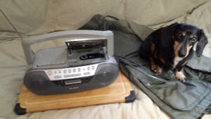 Radio-lecteur de CD / Radio&CD Player