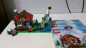 LEGO Creator 31025 Mountain Hut