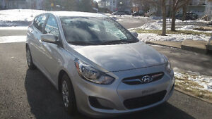 TRANSFERT DE BAIL LOCATION 2014 Hyundai Accent GL