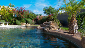 Arizona Oasis Relaxation, 3650 Square Foot 5 Bedroom Home