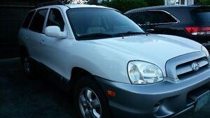 2005 Hyundai Santa Fe SUV, Crossover