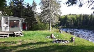 water front camp sale.