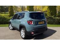 2017 Jeep Renegade 2.0 Multijet Limited 5dr 4WD Manual Diesel Hatchback