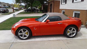 2008 Pontiac Solstice Coupe (2 door)