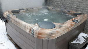 HOT TUB chiropractic/theraputic designed from (Sterling Pools) Peterborough Peterborough Area image 2